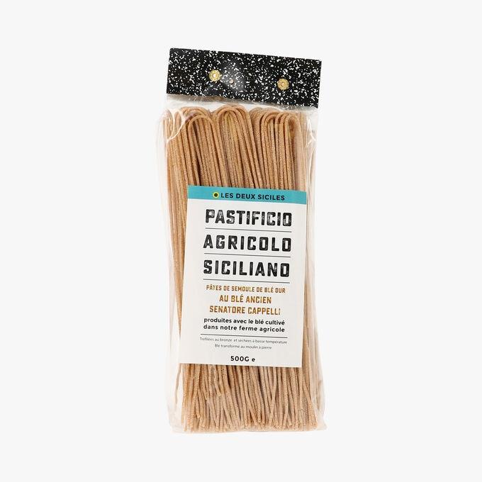 Spaghetti Senatore Cappelli Les deux siciles