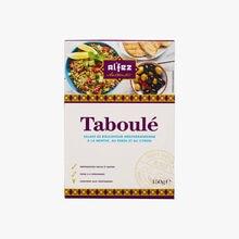 Préparation pour Taboulé Al'fez