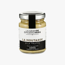 Truffle mustard (Tuber Melanosporum, Tuber Brumale) La Grande Épicerie de Paris