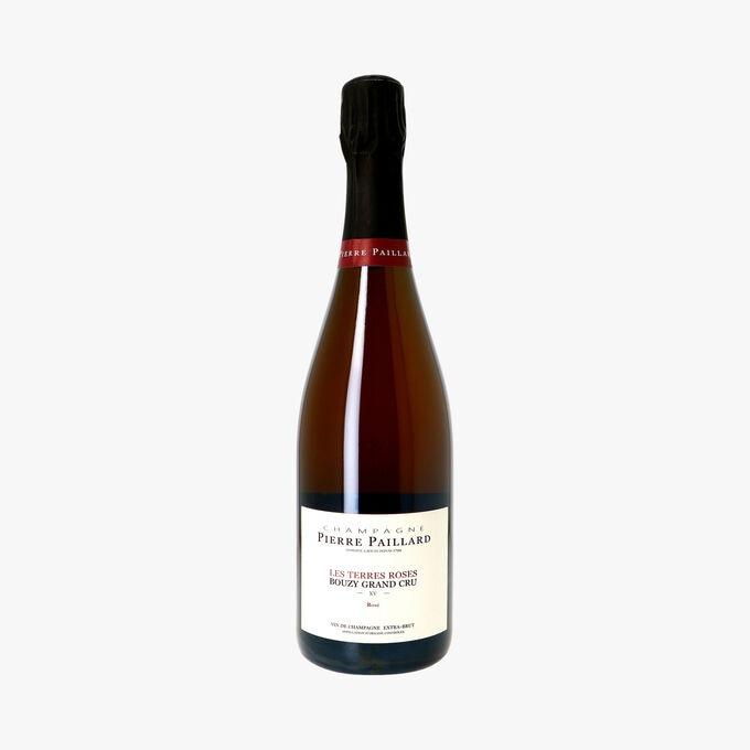 Champagne Pierre Paillard Les Terres Roses Paillard
