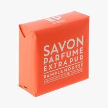 Savon parfumé pamplemousse rose Compagnie de Provence