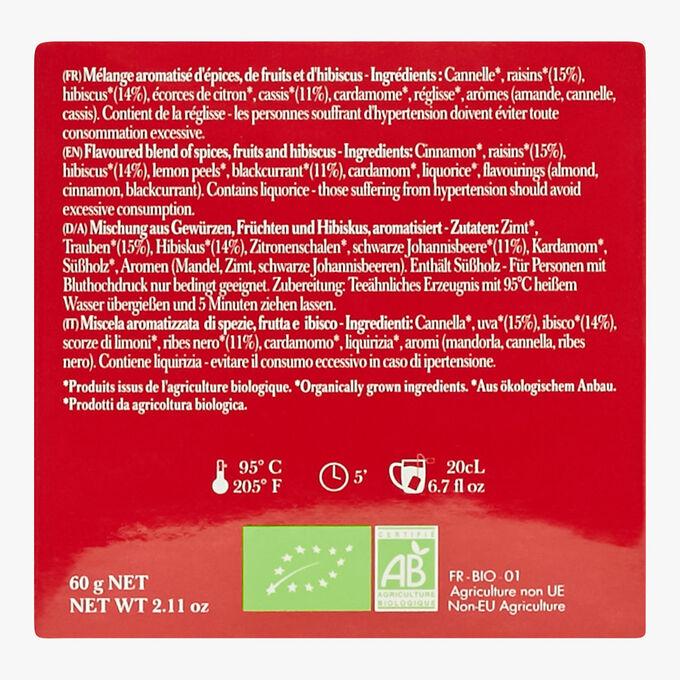Lovely Glögg boîte de 20 sachets Lov Organic
