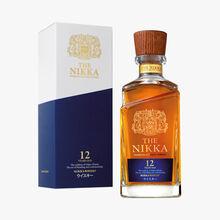 The Nikka 12 Year Old Whisky Distillerie Nikka Whisky