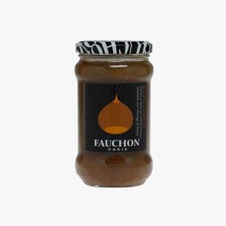 Confiture de crème de marrons avec morceaux Fauchon
