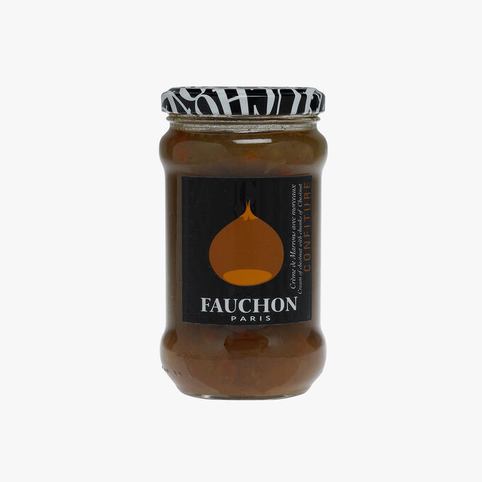 Chestnut cream jam with pieces Fauchon