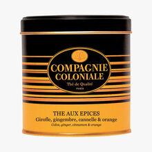 Thé aux épices - Girofle, gingembre, cannelle & orange Compagnie Coloniale