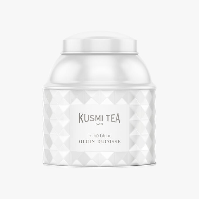 Alain Ducasse white tea Kusmi Tea