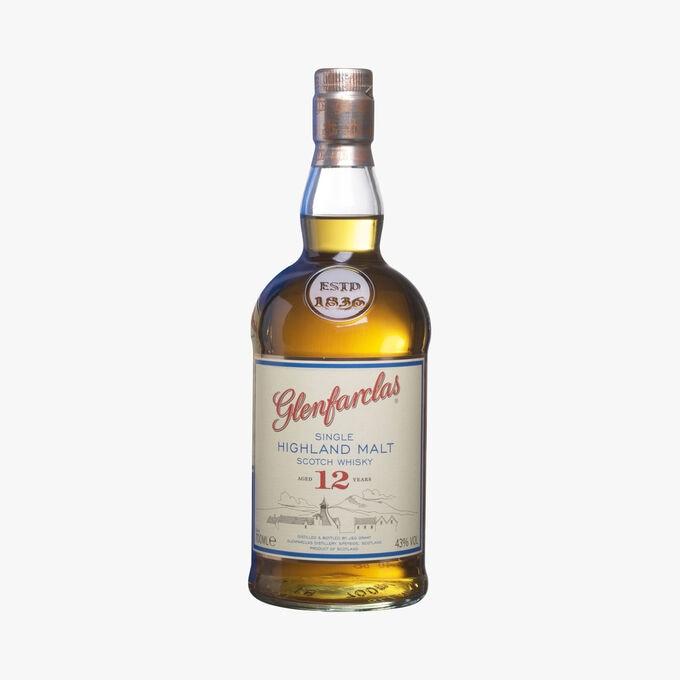 Glenfarclas 12 Year Old Whisky Glenfarclas