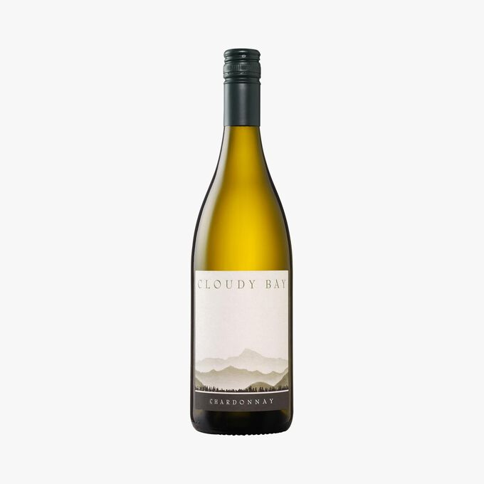 Cloudy Bay, Marlborough Chardonnay, 2016 Cloudy Bay