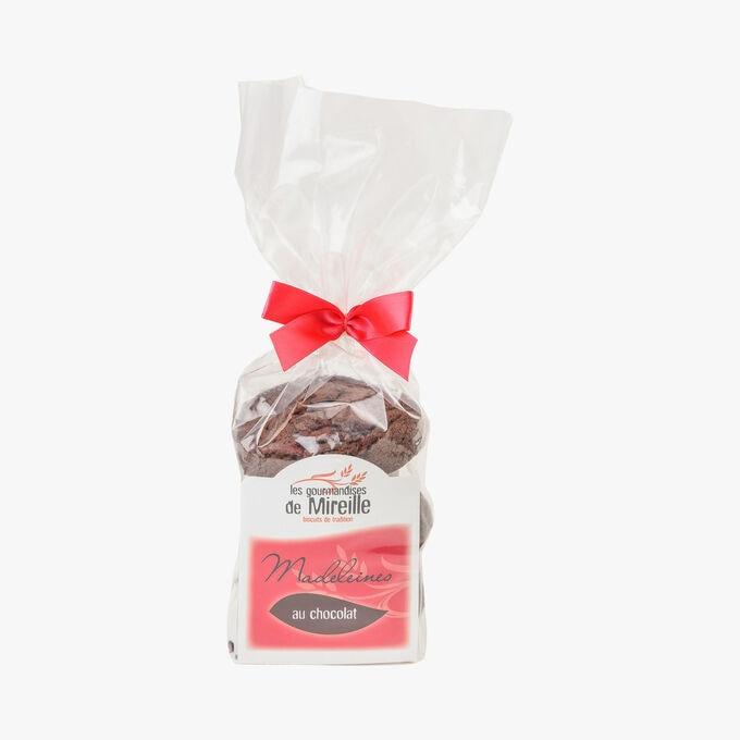 Madeleines au chocolat Les Gourmandises de Mireille