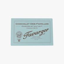 Milk chocolate bar   Favarger