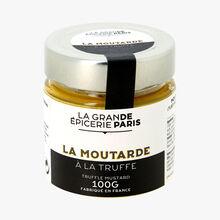 La moutarde à la truffe La Grande Épicerie de Paris