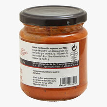Tomato sauce with & pine nut honey Au Bec Fin