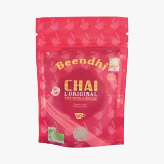 Chai L'original, thé noir et épices Beendhi