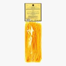 Taglioni aux œufs et Truffe d'Eté 1 % (Tuber aestivum Vitt) Maison de la Truffe