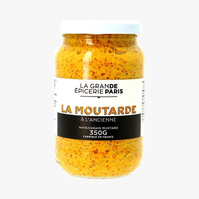 La moutarde à l'ancienne La Grande Épicerie de Paris