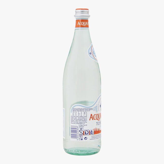 Natural mineral water Acqua Panna Toscana