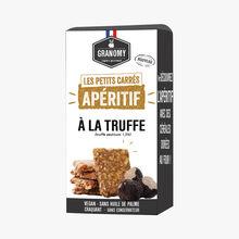 Les petits carrés apéritifs à la truffe d'été (truffe aestivum 1,3 %) Granomy