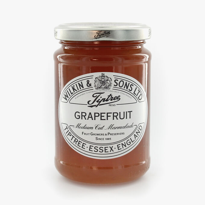 Medium-cut grapefruit marmalade Wilkin & Sons