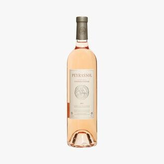 Cuvée de la Commanderie rosé 2017 Peyrassol