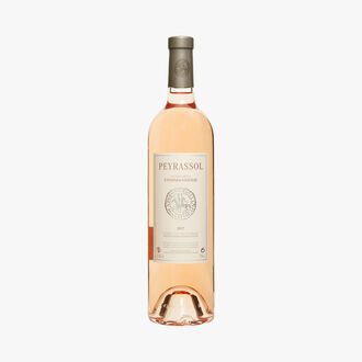 Peyrassol Cuvée de la Commanderie rosé 2017 Peyrassol