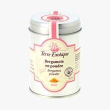 Bergamote en poudre Terre Exotique