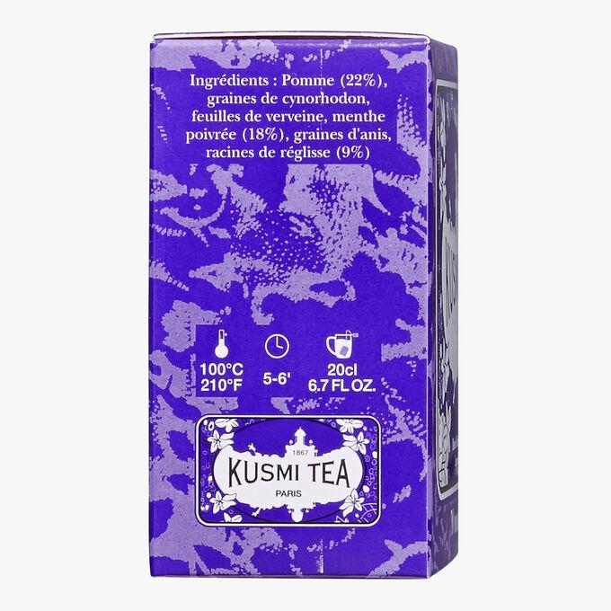 Be Cool, box of 20 teabags Kusmi Tea