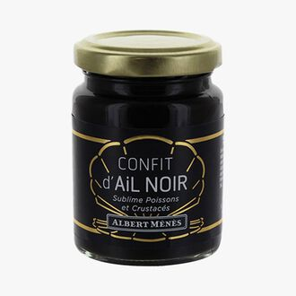 Black garlic confit Albert Ménès