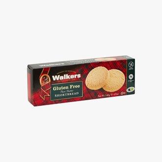 Pure butter shortbread, gluten free Walkers