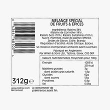 """Mélange spécial de fruits et épices """"Mincemeat"""" Wilkin & Sons"""