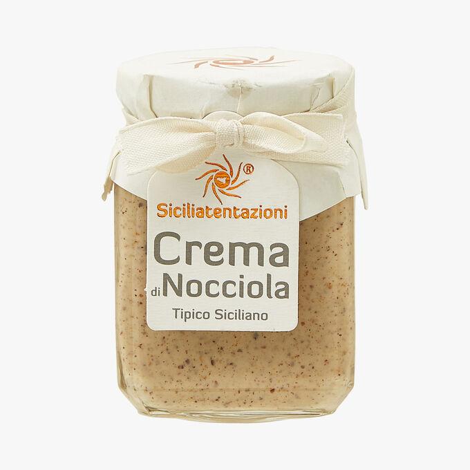 Crème de noisette Siciliatentazioni