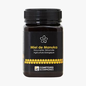 Organic Manuka honey - New Zealand Comptoirs et Compagnies