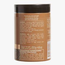 Grains de café enrobés de chocolat au lait Angelina