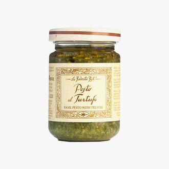 Genoese pesto with 2 % white truffle La Favorita