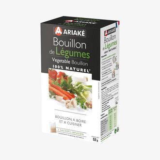 Vegetable broth Ariaké
