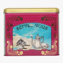 Sablés nature pure beurre, boîte distributrice La Sablésienne