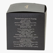 Touareg Mint Green Tea - Box of 50 teabags Dammann Frères