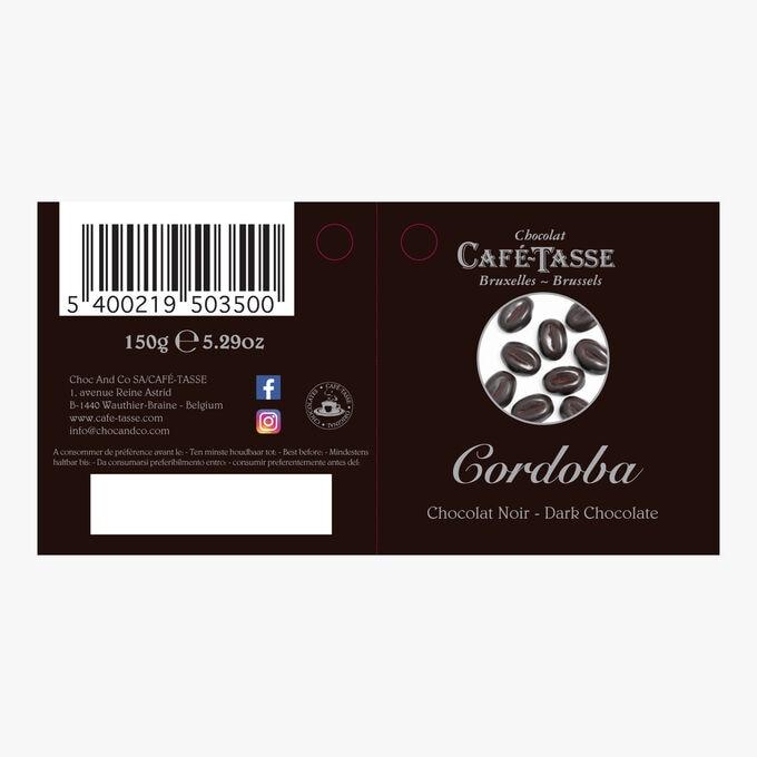 Cordoba jute bag Café-Tasse