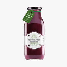 Blackberry and white grape juice Granny's Secret