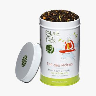 Thé des moines, thés noirs et verts Palais des Thés