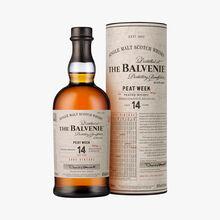 The Balvenie Peat Week Whisky, 14 years The Balvenie