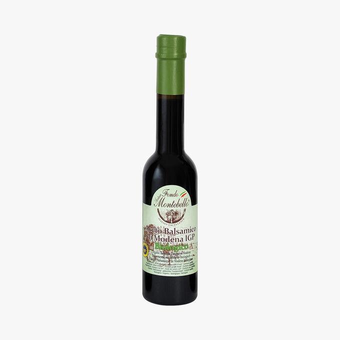 Vinaigre balsamique de Modène biologique Fondo Montebello
