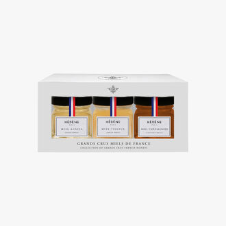 French Grand Cru honey gift set   Hédène