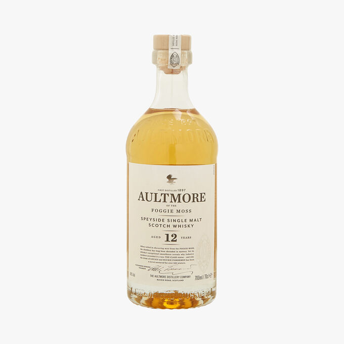 Whisky Aultmore 12 ans Aultmore
