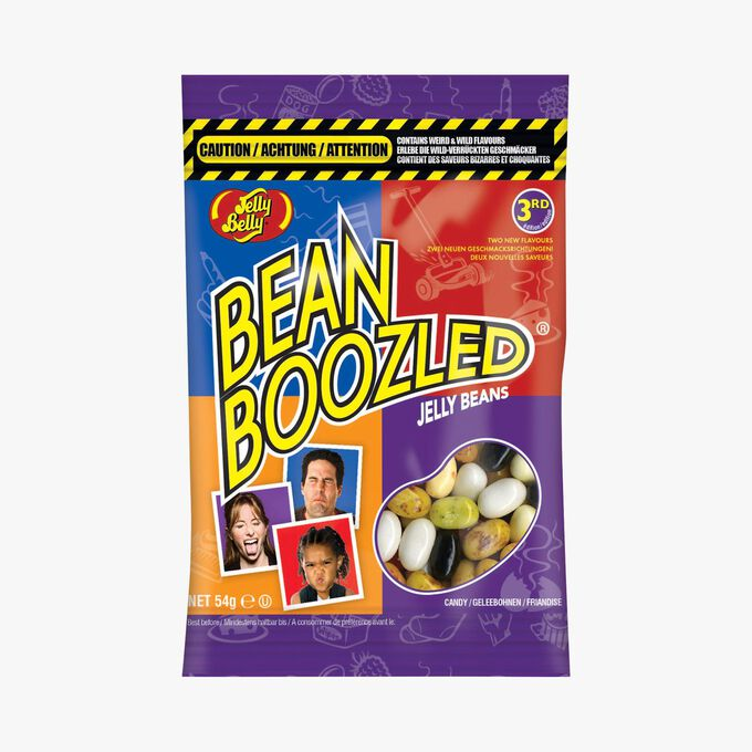 Friandises Bean Boozled Jelly Belly