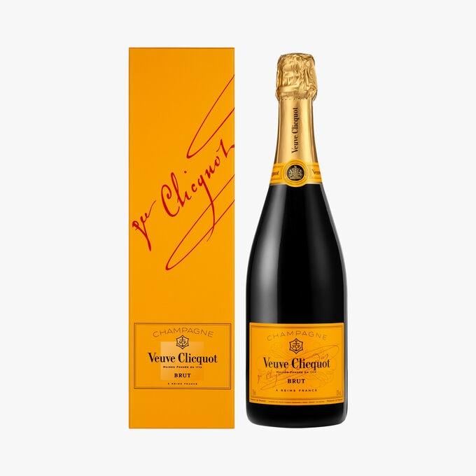 Champagne Veuve Clicquot Yellow Label Brut Veuve Clicquot