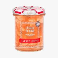 Confit de pétales de rose de Provence Albert Ménès