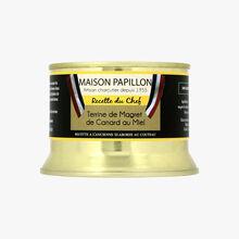Honey duck breast terrine Maison Papillon