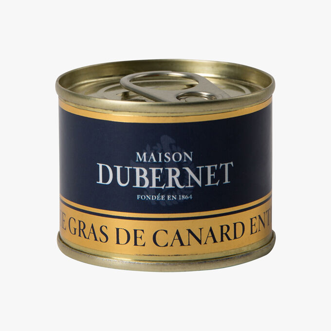 Whole duck foie gras from South West France   Maison Dubernet