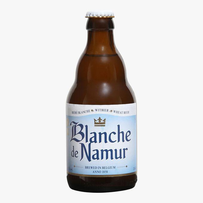 Bière Blanche de Namur Brasserie Du Bocq
